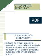 La Transmision Hidraulica