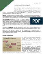 Intervención Fonoaudiológica en Deglución .. 28 - Agosto