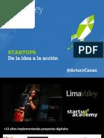 Ppt Ruta Startup Ica