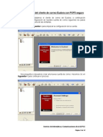 Configuracion Cliente Correo Eudora Con POP3 Seguro