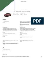 Fiat Monte Seu Carro-siena
