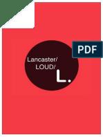 Lancaster Loud Final Group Proposal