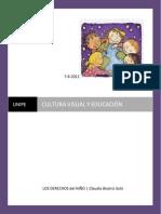 Cultura Visual y Educación Proyecto