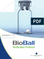 BioBall Verification Protocol Iss 3