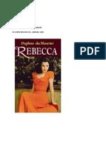 Daphne Du Maurier - Rebecca - [Roman]