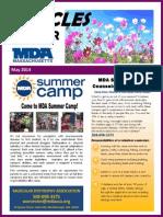 MDA May 2014 Newsletter
