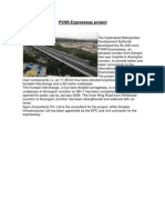 PVNR Expressway Project