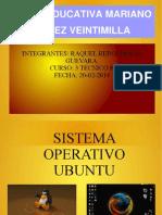 raquel ubuntu