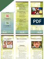 health info brochure n bozarth