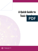 Numerologist Quick Guide to Toxic Numbers