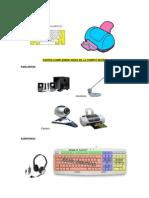 Partes Complementarias de La Computadora