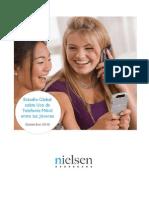 Estudio Global Sobre El Uso de Telefonía Móvil Entre Los Jóvenes