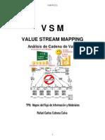 Analisis Del Mapeo de La Cadena de Valor