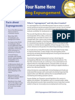 2014 Expungement Flyer