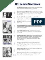 2014 Top 10 DFL Successes