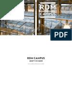Fotoboek RDM Campus