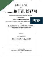 01-Corpus Iurius Civile - Justiniano