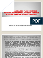 Concordancia Del Pcge Con Las Nic.