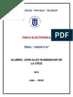 Diodo de Union Pn Polarizado