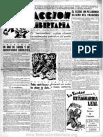 28Acción Libertaria, Nº 28. Julio 1937