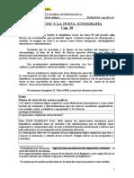 Emic, Etic - Historia de La Antropologia M.harrIS TEMA 8