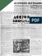30Acción Libertaria, Nº 30. Octubre 1937
