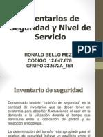 Inventario de Seguridad Ronald Bello
