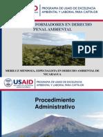 4 Proceso Administrativo Sancionador