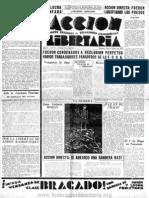 Acción Libertaria, Nº 13. Junio1935