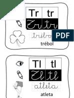 Carteles Grupos Consonanticos Para Pared