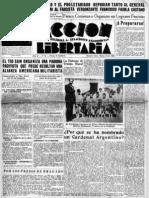 Acción Libertaria, Nº 18. Marzo1936