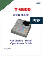 Geller ET-6600 Quick Setup Guide