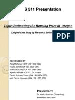 Statisctics  Presentation