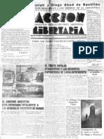 Acción Libertaria, Nº 22. Octubre1936