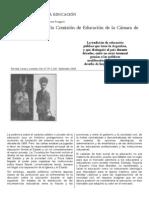 Radiografia de La Educacion Argentina Adriana Puiggros- Caras y Caretas - 2007