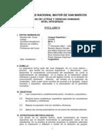 l04495 Lengua Española i