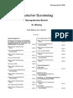 Plenarprotokoll Bundestag 7. Mai 2014