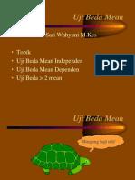 Utf-8'en'CRP3.1 - Uji T