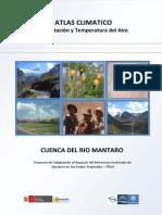 4 (PRAA) Atlas de Temperatura y Precipitacion