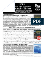 KZ Bücher Verlag CastleHill Katalog