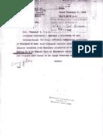 Reports on Stalag IX-B at Bad Orb, Germany