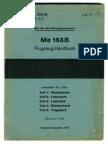 Flugzeughandbuch Me 163 B