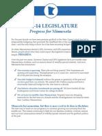 2013-14 Legislature