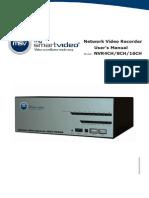 NVRUserManual MSV