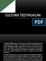 03 La Cultura Teotihuacan