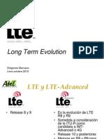 LTE Presentacion