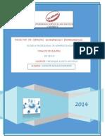 Estadisticas - Programa Lineal, Simulacion, p.e.r.t