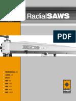 Radial Saw