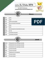 Planejamento Anual Avt