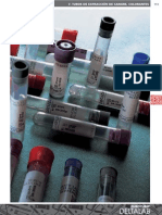 Tubos Para Extraccion de Sangre